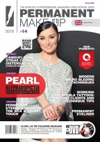 PERMANENT Make-Up Magazine + DVD English #14