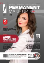 PERMANENT Make-Up Magazine + DVD English #13
