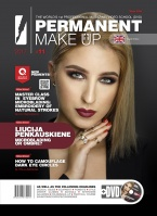 PERMANENT Make-Up Magazine + DVD English #11