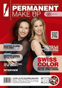 PERMANENT Make-Up Magazine + DVD English #7