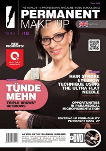 PERMANENT Make-Up Magazine + DVD English #18