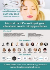 Micropigmentation UK Conference and Awards 2018