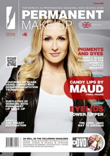 PERMANENT Make-Up Magazine + DVD English #6