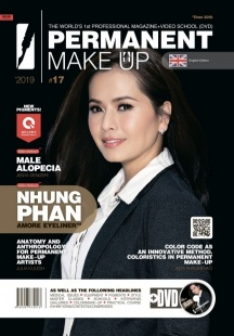 PERMANENT Make-Up Magazine + DVD English #17