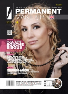 PERMANENT Make-Up Magazine + DVD English #9