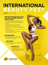 INTERNATIONAL BEAUTY FEST 2018